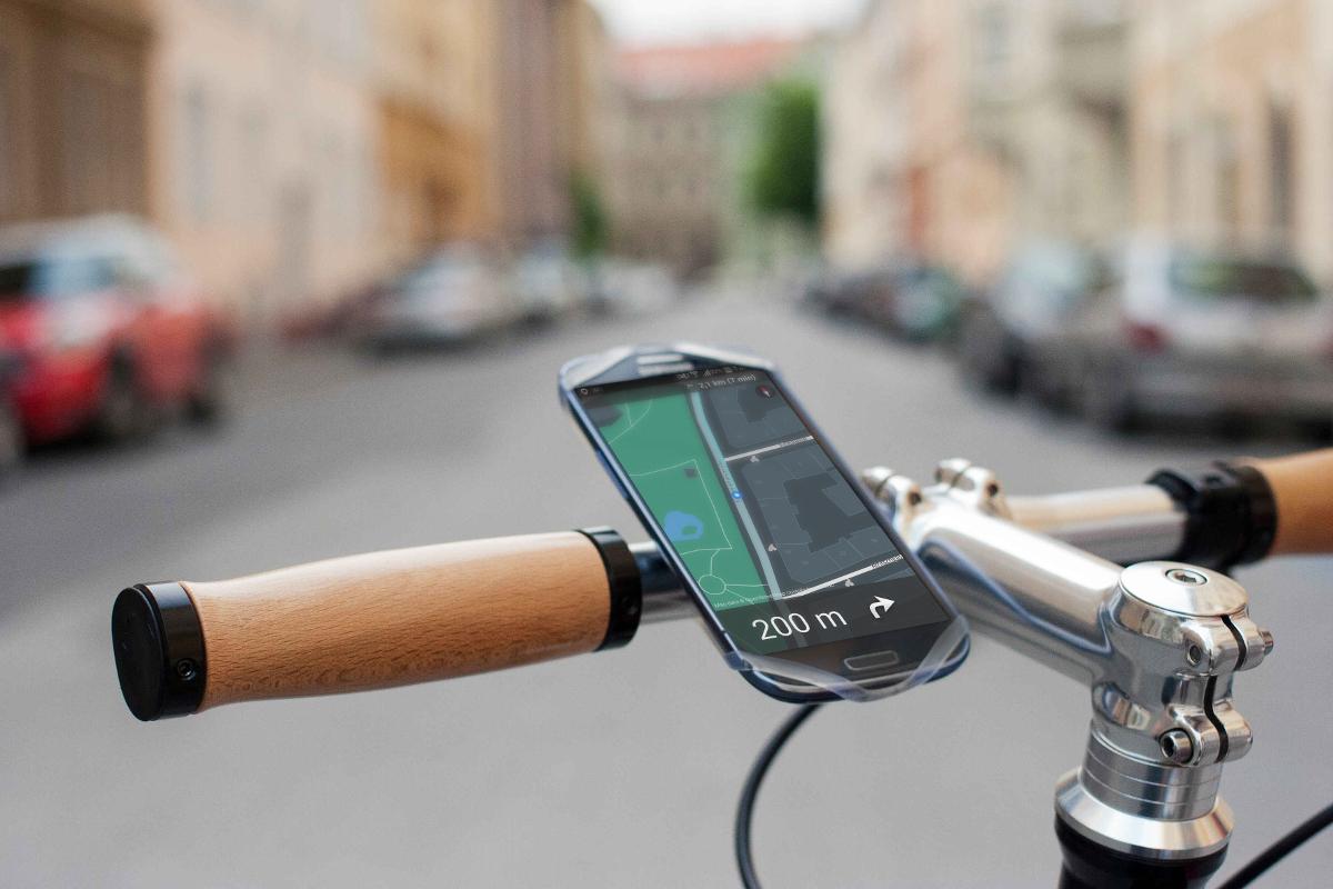 Bike Citizens - Handy am Fahrradlenker