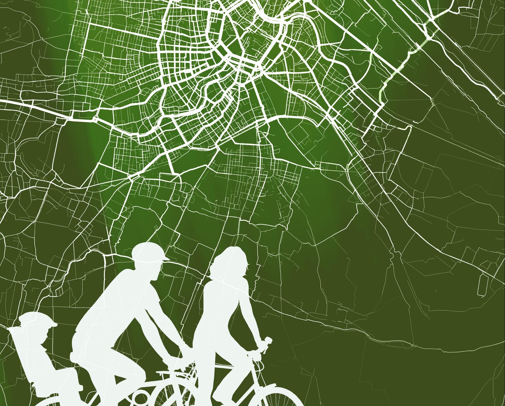 CycleTripMap am Wiener Forschungsfest