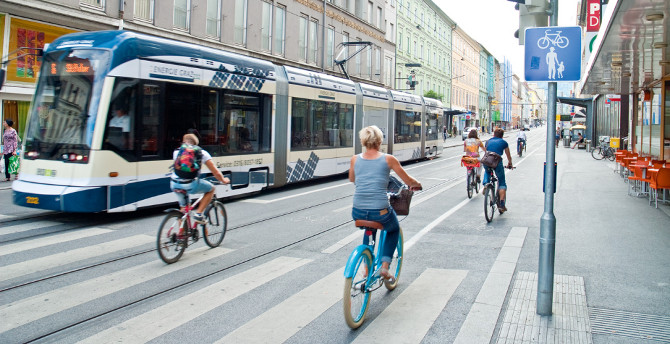Evaluation shows progress in cycling measures in Austria