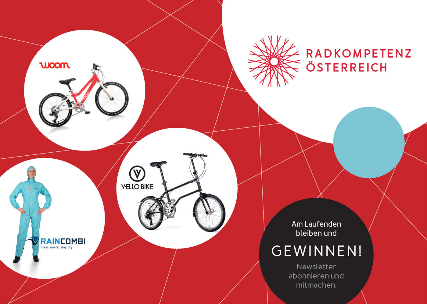 The CycleCompetence prize draw: Subscribe to our newsletter!