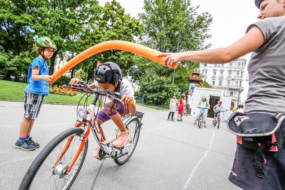 KinderRadSpaß 2016: Radkompetenz und Freude für 1.500 Kinder