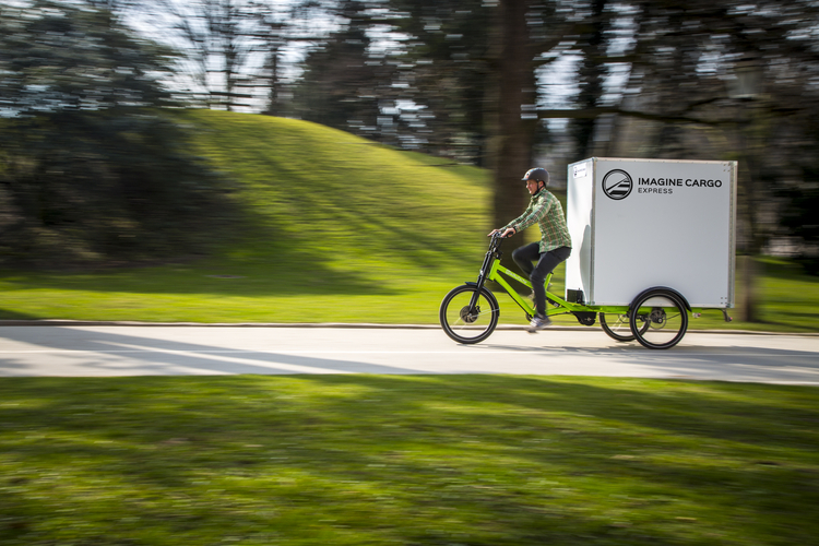 The transport revolution: Cargo bikes on the advance