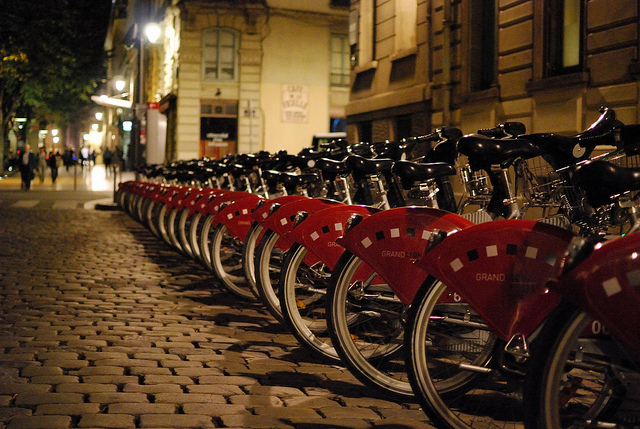 City of Salzburg: Assessment of potential for bike-sharing system