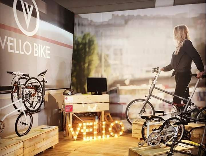 New products for 2018 with cycle competence