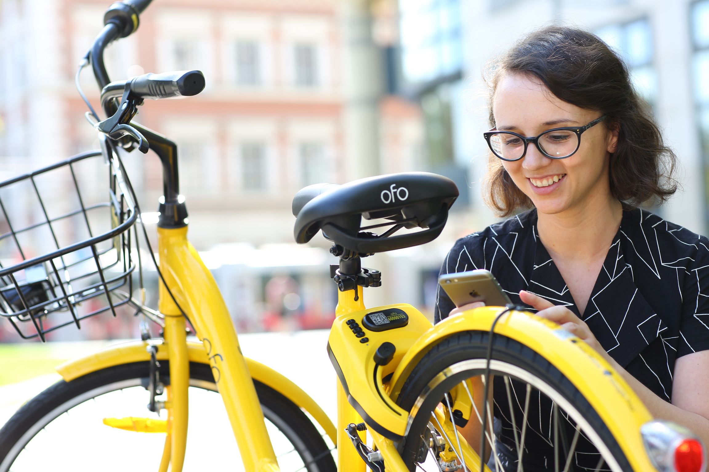 Bike-sharing systems: AIT optimises location planning