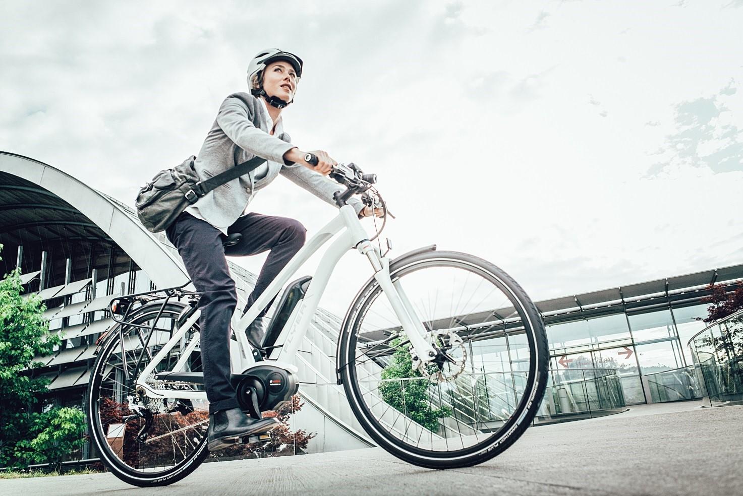 Job-Rad statt Dienstauto