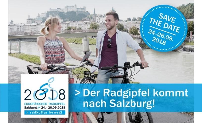 Europäischer Radgipfel 2018 in Salzburg