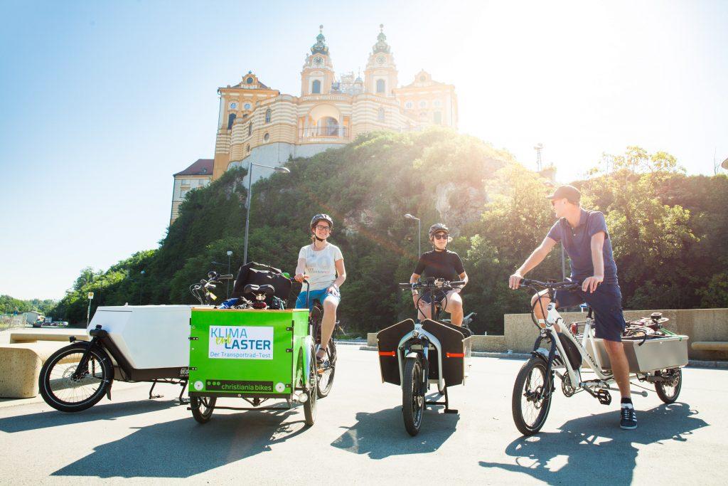 EU awards €14m to cargo bike research