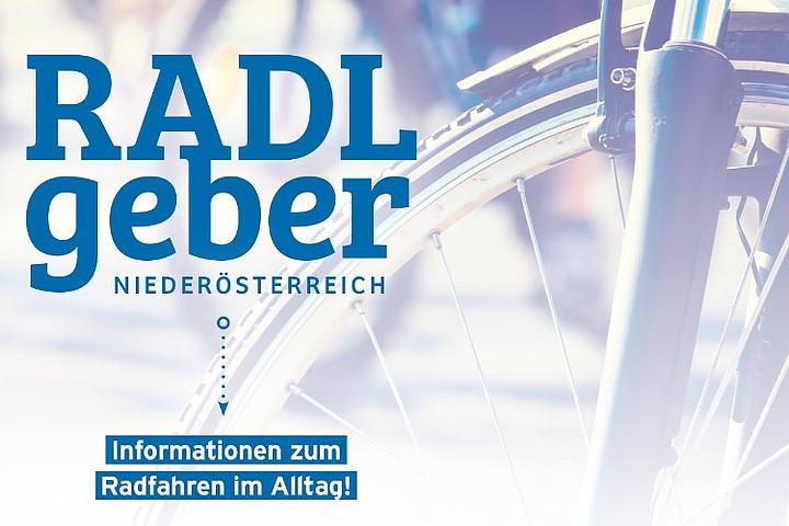 Neuer RADLgeber des Landes Niederösterreich