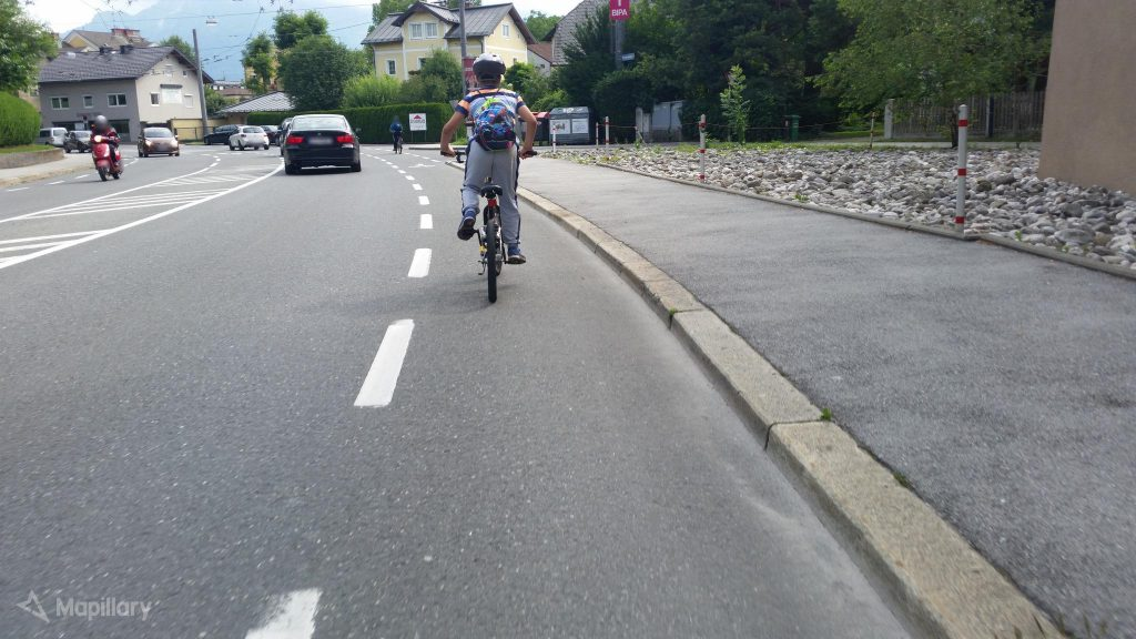 City of Salzburg develops new main cycle network