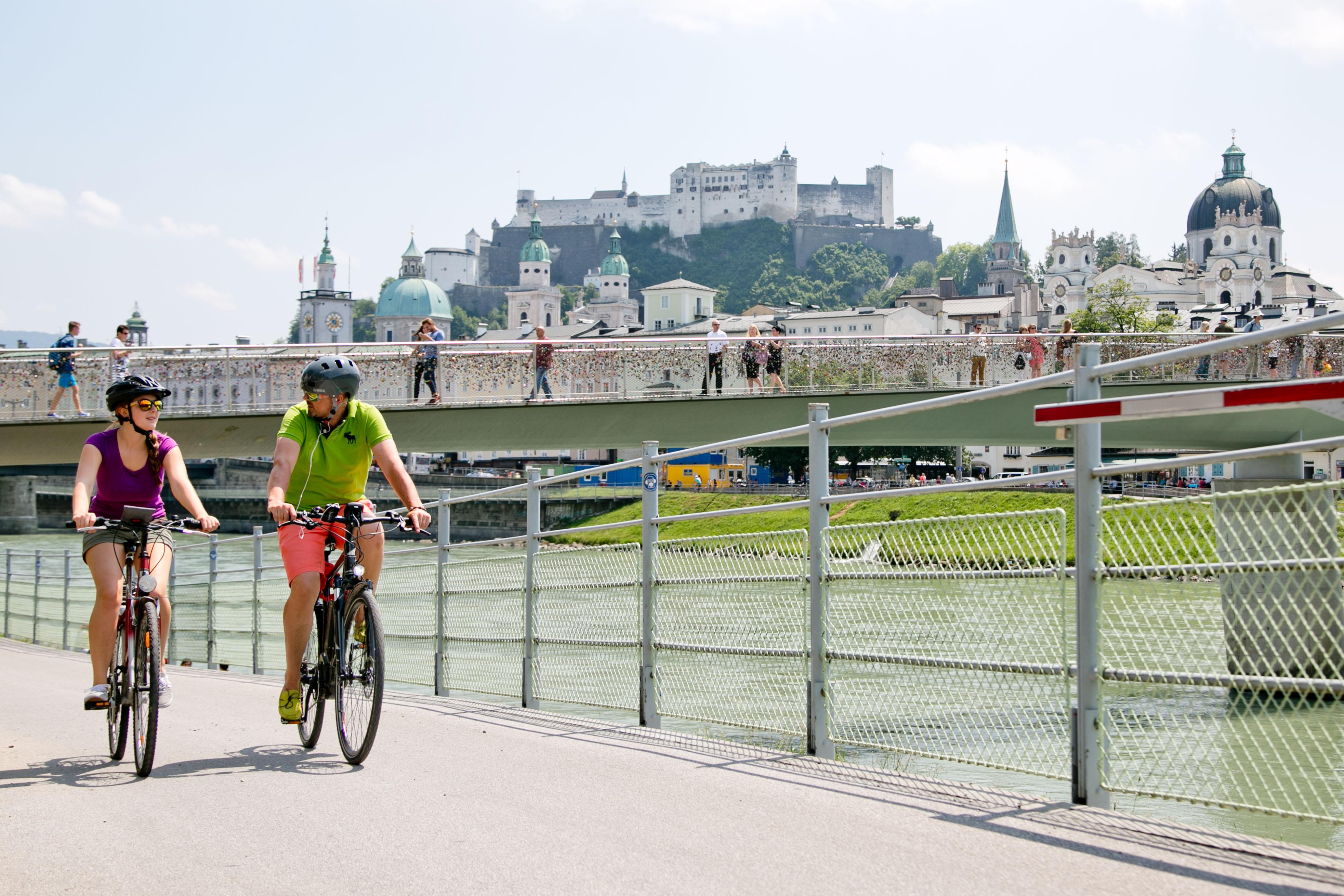 Die Radkompetenz Masterclass 2019 in Salzburg