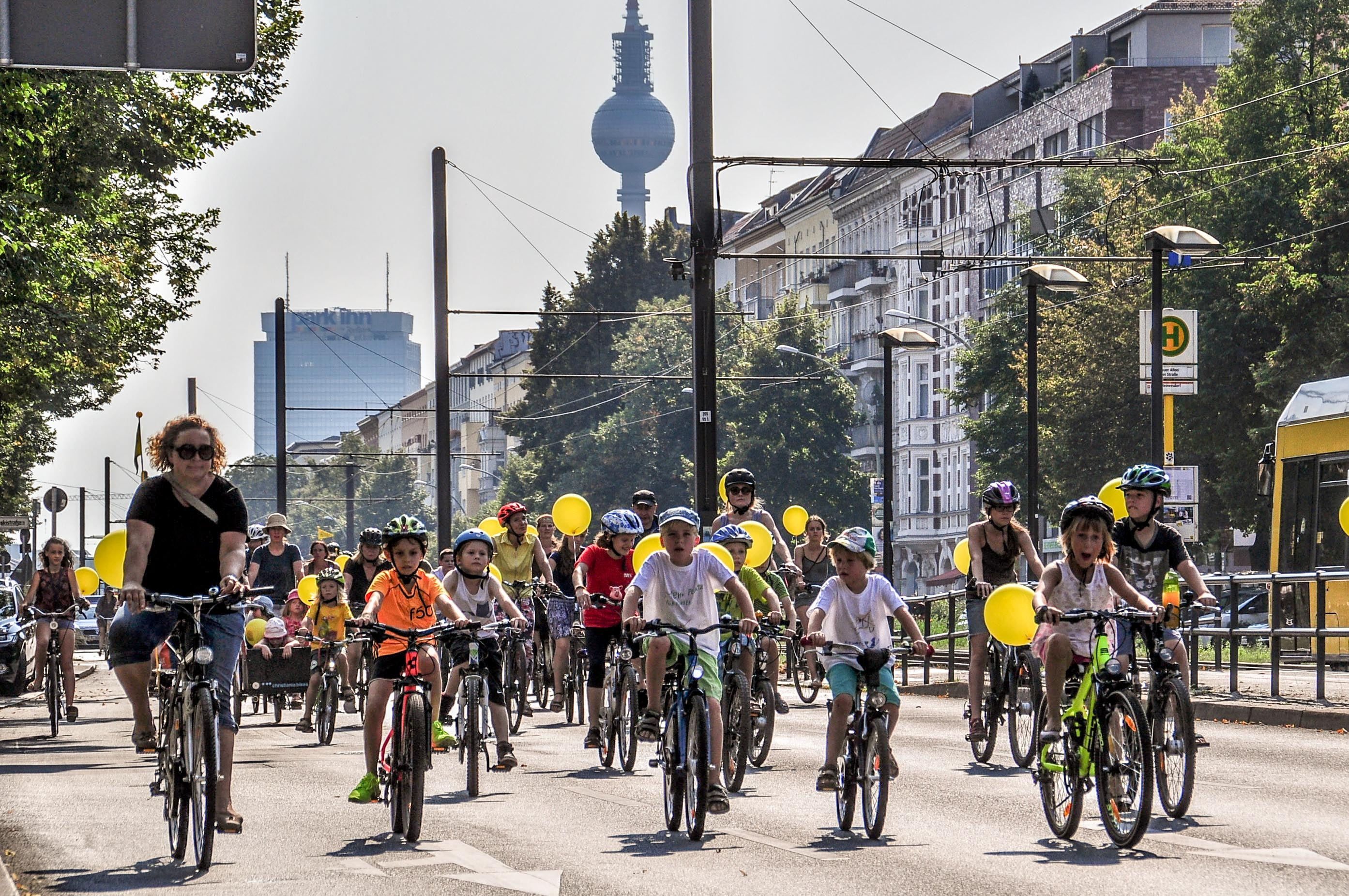Ambitious German reform of the road code for cycling