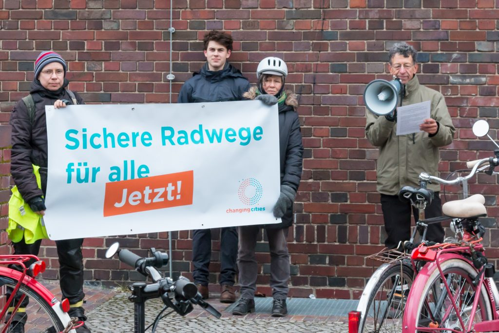 Berlin: Portrait of the future cycling city with CycleCompetence interview