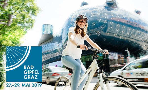 Österreichischer Radgipfel in Graz mit viel Radkompetenz