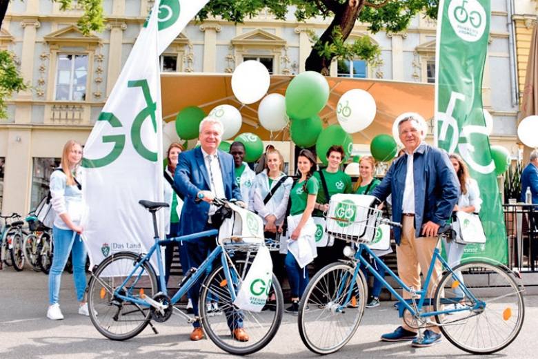 Land Steiermark - GO RADMOBIL