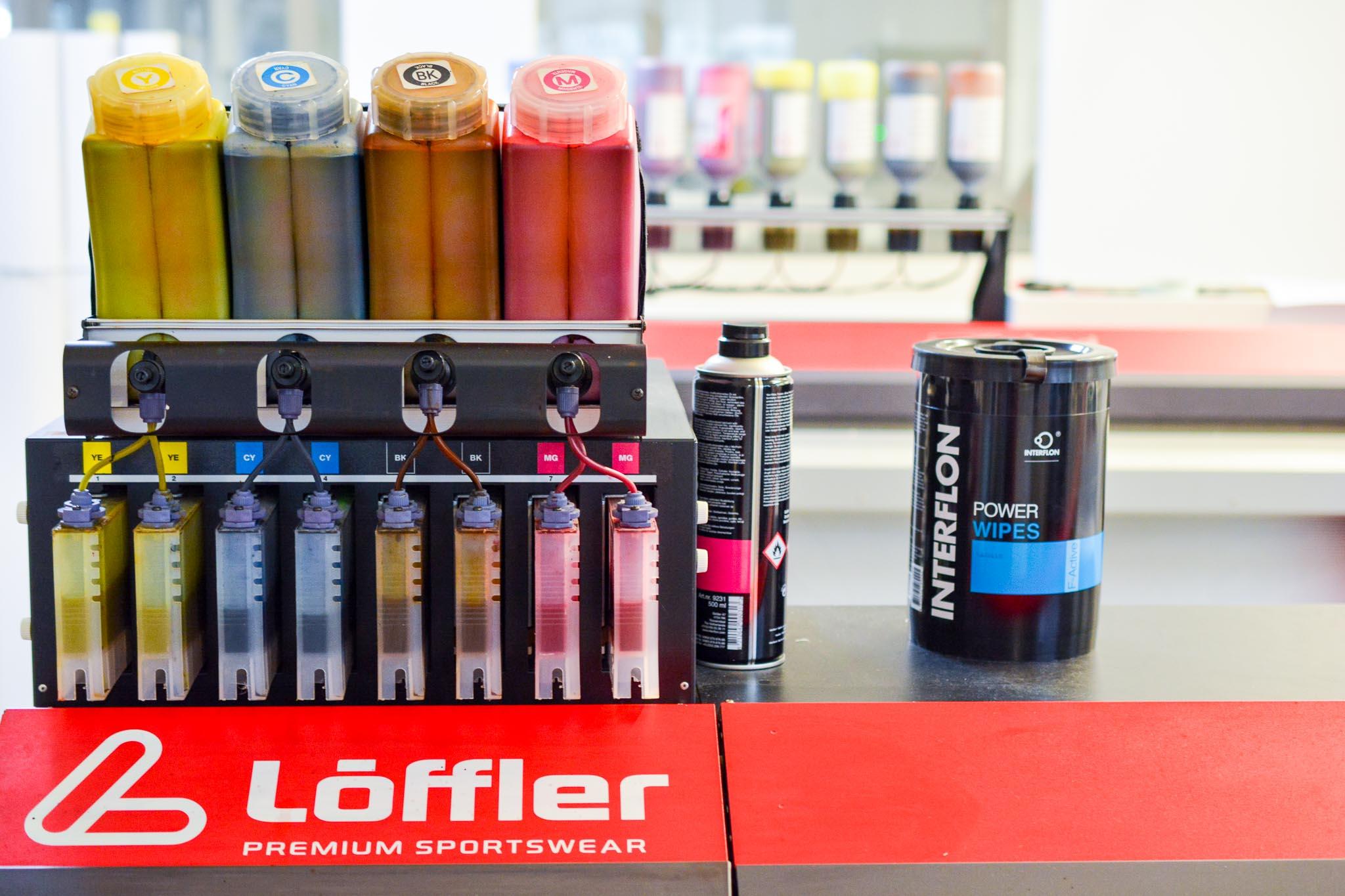 Besuch bei Löffler: Lokalproduktion für den Weltmarkt