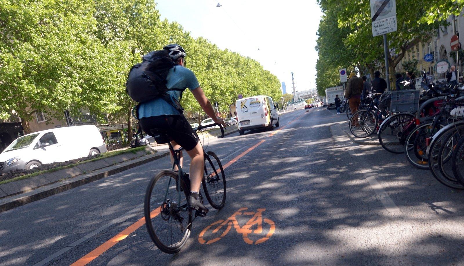 Corona-Update: Radfahren als Transportmittel aus der Krise