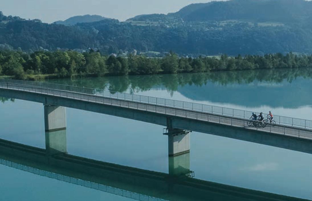 Erster Fahrrad-Masterplan für Kärnten