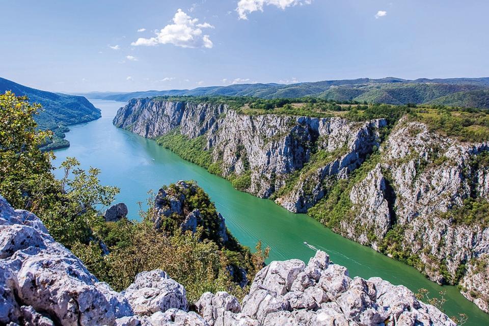 Von Dunav bis Salzach: Radtourismus, Wegweisung, Forschungsergebnisse