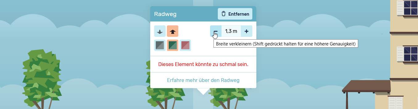 Raumverteiler Screenshot