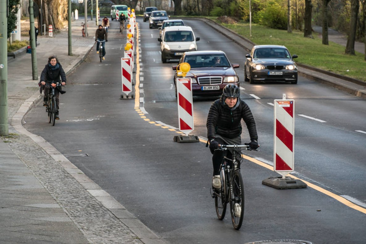 First Pan-European Masterplan for the promotion of cycling