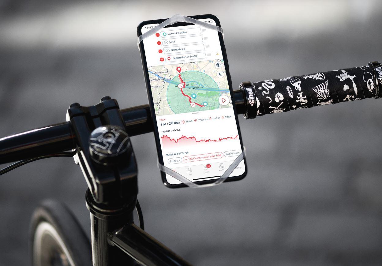 Deutscher Fahrradpreis und neue App bei den Bike Citizens