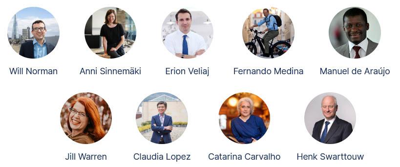 International Velo-city conference in Lisbon